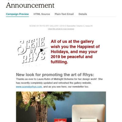 Gift Card & Portrait Commission Announcement