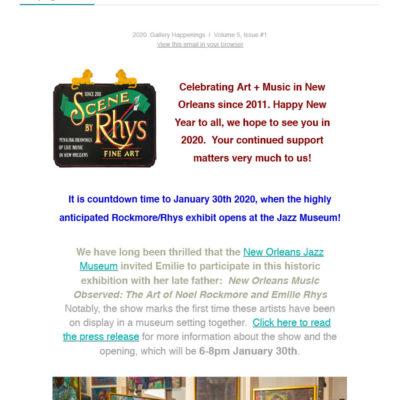 Exhibition News